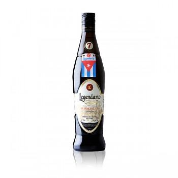 Legendario Elixir de Cuba                         0,7 l  34%