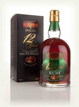 XM Demerara Rum Special 12 y
