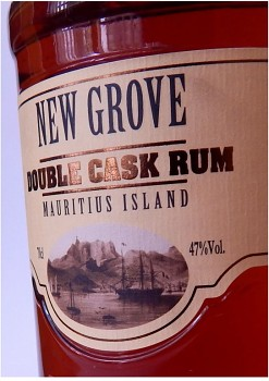 New Grove Double Cask  Moscatel             70 cl 47%