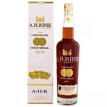 A.H.Riise 1888 Gold Medal                    Rum  70 cl 40%