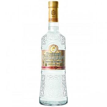 Russkij Standard Gold - Vodka                         1L 40%
