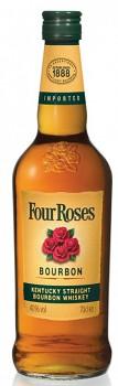Four Roses  Bourbon                                 0,7 L 40%