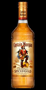 Captain Morgan Spiced Gold                          0,5 L 35%
