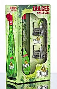 Hierbas Mix Tunel  + 2 x sklenička                  0,5L 30%