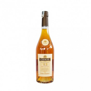 Courcel  Cognac VS                                      0,7 L 40%
