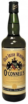 O CONNELLs Irish Whisky                        0,7L 40%