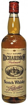 RICHARDSON WHISKY 0,7l 40%obj.