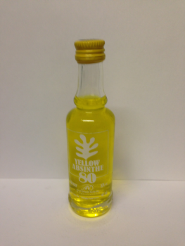 ABSINTH TUNEL Yellow 0,04l mini 80%