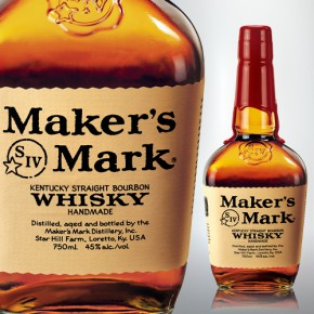 Makers Mark Bourbon                                    0,7L 45%