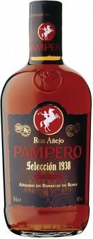 PAMPERO SELECCION 1938 anejo 40% 0,7l