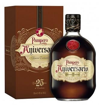 PAMPERO ANIVERSARIO 0,7l 40% GB