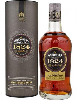ANGOSTURA  12yo 1824     0,7l 40%