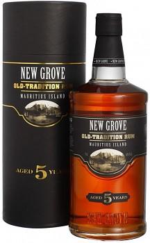 NEW GROVE  5YO OLD TRADITION 40% 0,7l