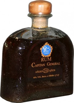 CAPITAN GENERAL ANEJO 10y 0,7l 40%