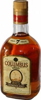 COLUMBUS ANEJO 7yo 0,7l     37.5%