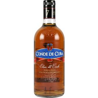 CONDE DE CUBA ELIXIR 0,7l   34%