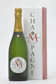Montaudon Champagne Reserve Premiere Brut 1,5 L