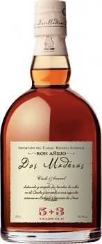 DOS MADERAS   5+3YO 0,7l     37,5%