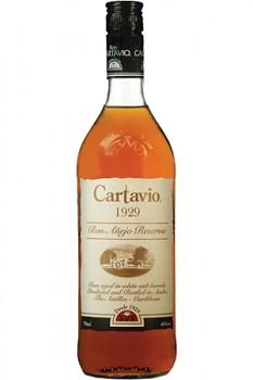 CARTAVIO RESERVA 7Y 0,7l    38%