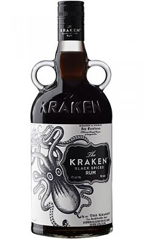 KRAKEN BLACK SPICED 0,7l 40%
