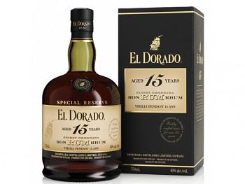 El Dorado 15 y.                                      0,7l 43%