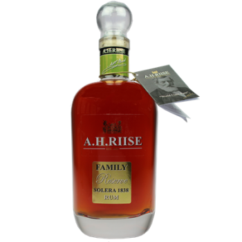A.H.RIISE FAMILY RESERVE 0,7l  42%