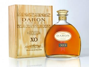 DARON XO + dárk.drev. box                          0.7 L 40%
