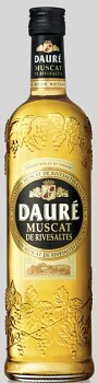 Dauré Rivelsaltes Muscat                           0,75L 15,5%