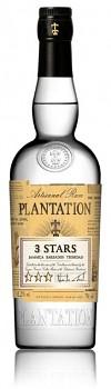 PLANTATION WHITE 3 STARS 0,7l 41,2% obj.