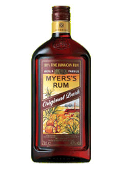 MYERS ORIGINAL DARK RUM   1l 40%