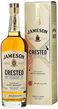 Jameson Crested Ten                        70 cl  40%