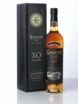 KANICHE  XO DOUBLE WOOD BOX 0,7l 40%