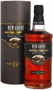 NEW GROVE  OLD TRADITION 8YO 0.7l 40%