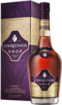 Courvoisier Cognac VSOP - BEZ KARTÓNKU   0,7 L 40%