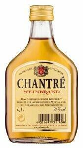 Chantre  Brandy                                       0,1l 36%