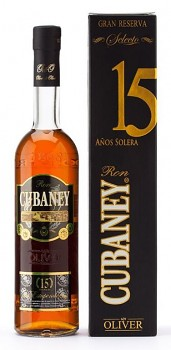 Cubaney Estupendo Solera 15 y.      38 %   0,7l