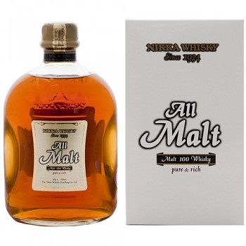 NIKKA ALL MALT 0,7l         40%