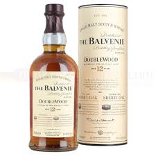 Balvenie 12 y Double Wood Whisky           70 cl  40%