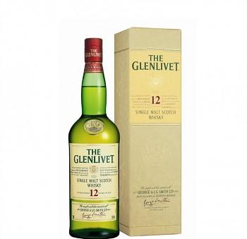 GLENLIVET 12y 0,7l          40%