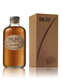 Nikka Pure Malt Black Japan Whisky            50 cl 43%