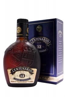 Centenario 12 yo  Rum                          70 cl 40%
