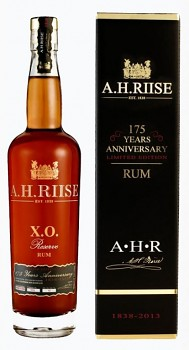 A.H.RIISE XO 175Y ANNIVERSARY 42% 0,7l