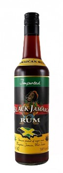 BLACK JAMAICA 0,7l          38%