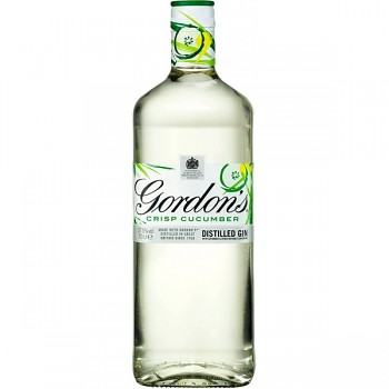 GORDONS CRISP CUCUMBER 0,7l 37,5%