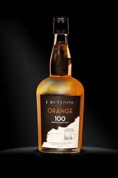 DICTADOR 100 MONTH ORANGE 0,7l 40%
