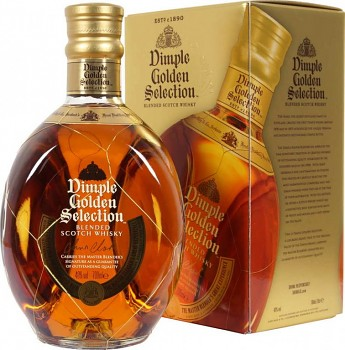 DIMPLE GOLDEN SELECTION 0,7l 40%