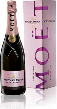 MOET & CHANDON ROSE IMPERIAL 0,75l 12%