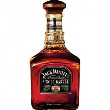 JACK DANIELS SINGLE BARREL 0,7l45%HOLA