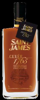 SAINT JAMES CUVEE 1765 0,7l 42% obj.