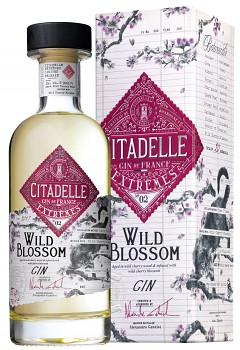 CITADELLE GIN EXTREME No2 0,7l  42.6%